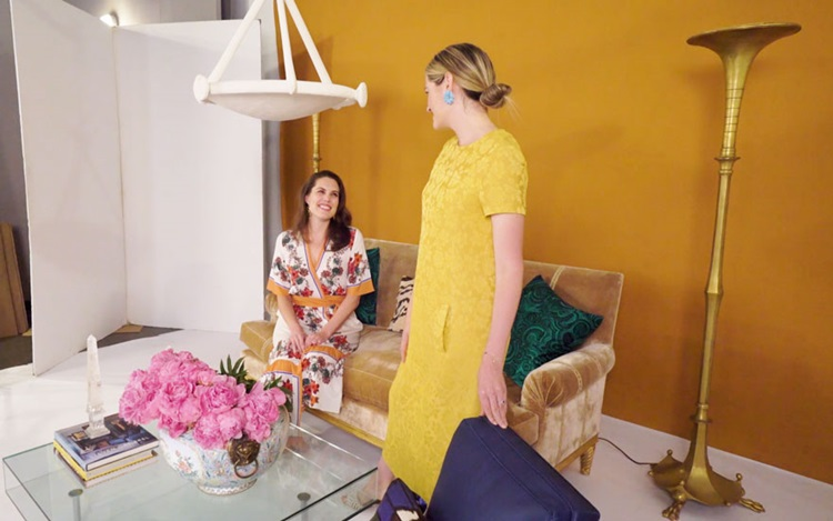 The tastemakers: Sarah Bray an auction at Christies