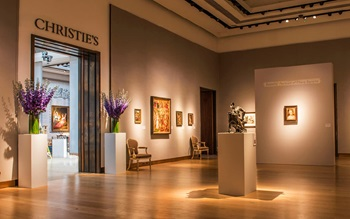 Virtual tour: Classic Week auction at Christies