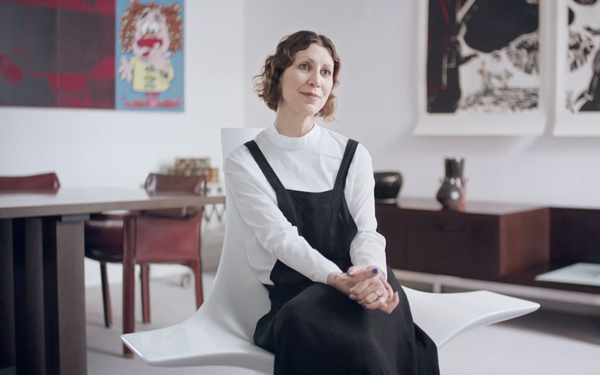 Collecting stories: Valeria Napoleone