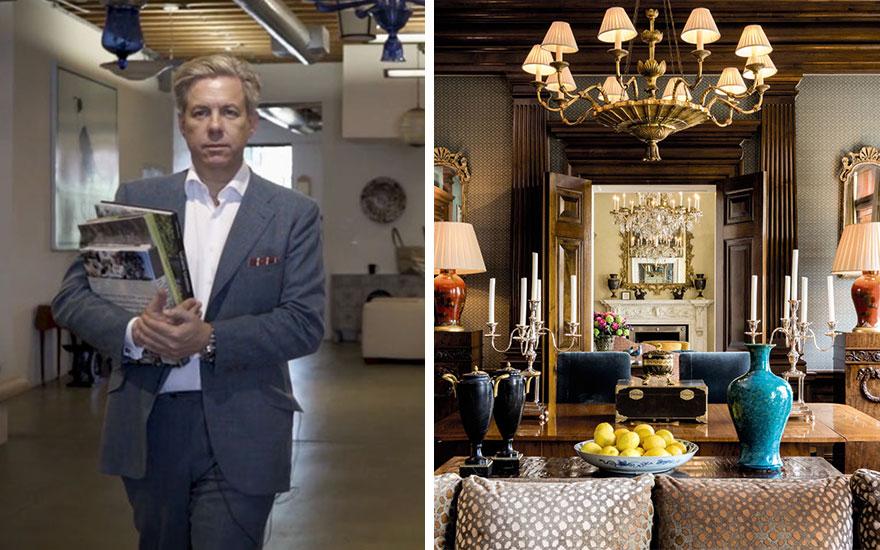 Studio Visit: Michael S. Smith. The Celebrated Interior Designer ...