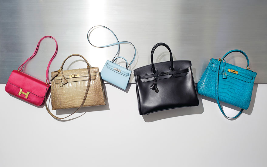 7 hot trends in handbags