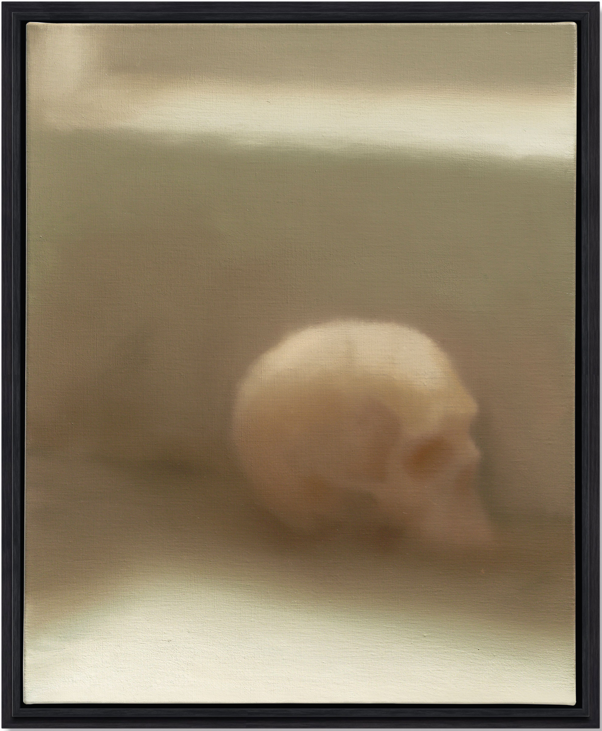 Gerhard Richter-Schadel -Poster Skull