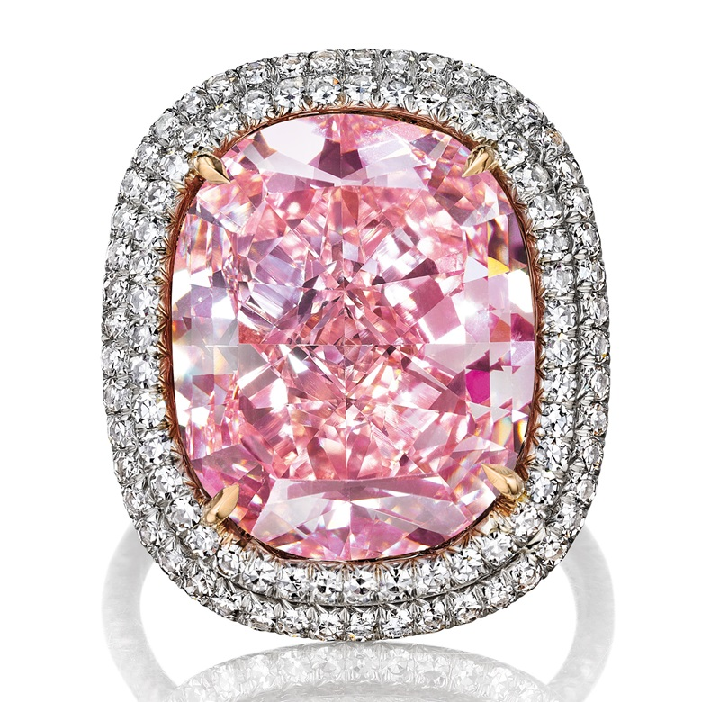 10 historic pink diamonds sold at Christie's | Christie's