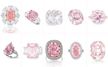 10 history-making pink diamond auction at Christies