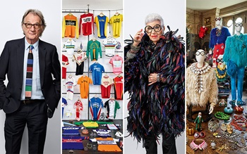 Fashion connoisseurs and their auction at Christies