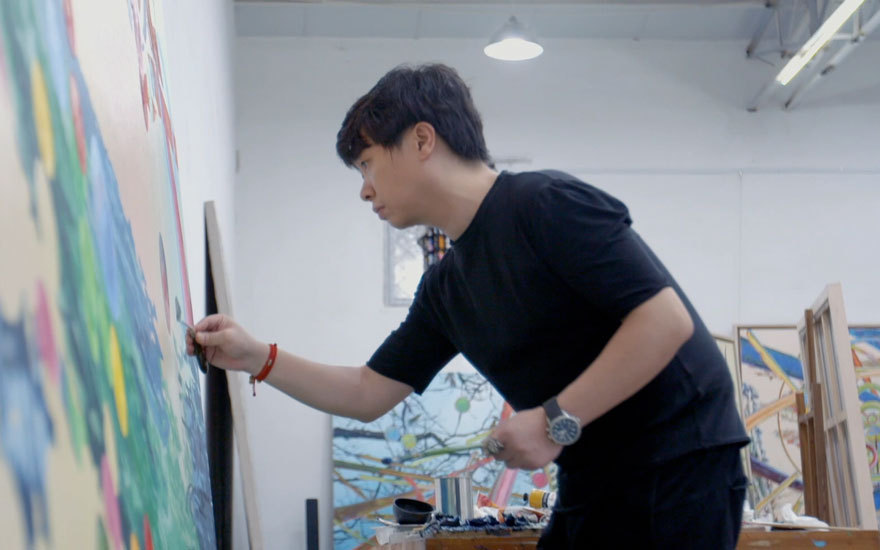 Studio visit: You Jin