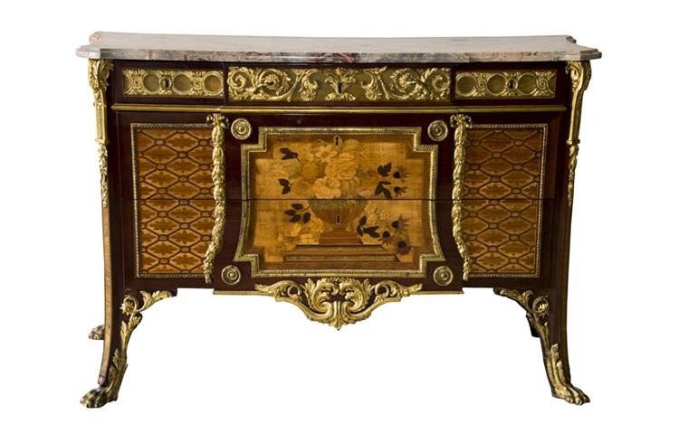 专家指南:十八世纪法国家具工匠 auction at Christies