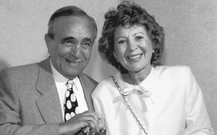 Herbert and Adele Klapper