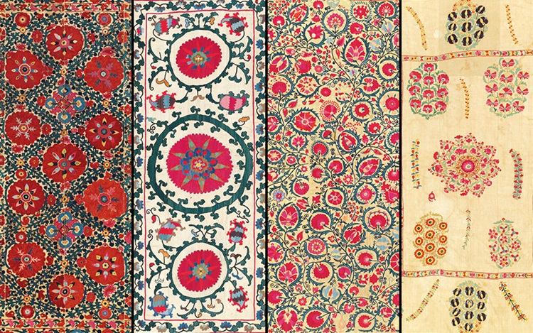 A guide to suzani textiles auction at Christies