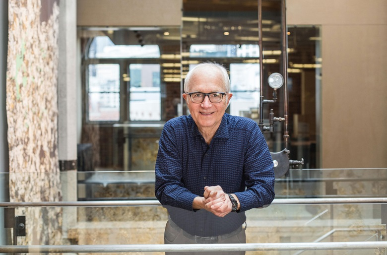 'It was like taking a college course in 20th-century American art,' says Jim Olson, PrincipalOwner of Olson Kundig, FAIA, of designing An American Place with Barney A. Ebsworth. Photograph by Rafael Soldi