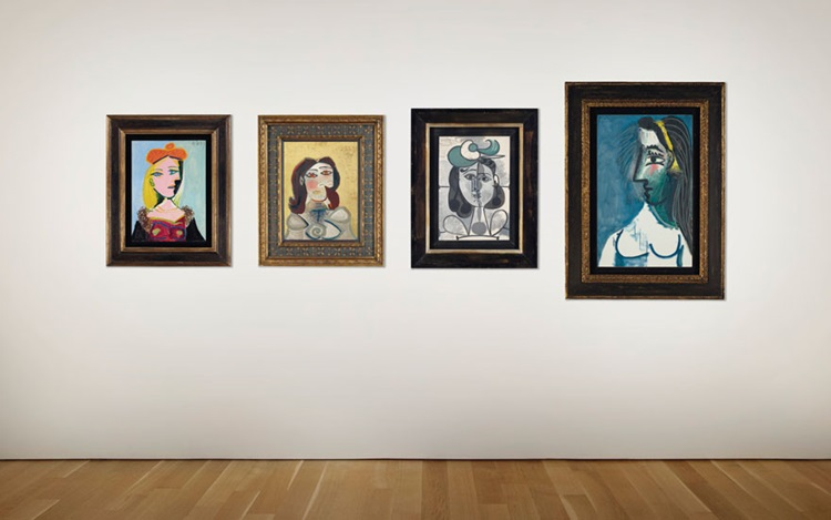 The women who loved — and were auction at Christies