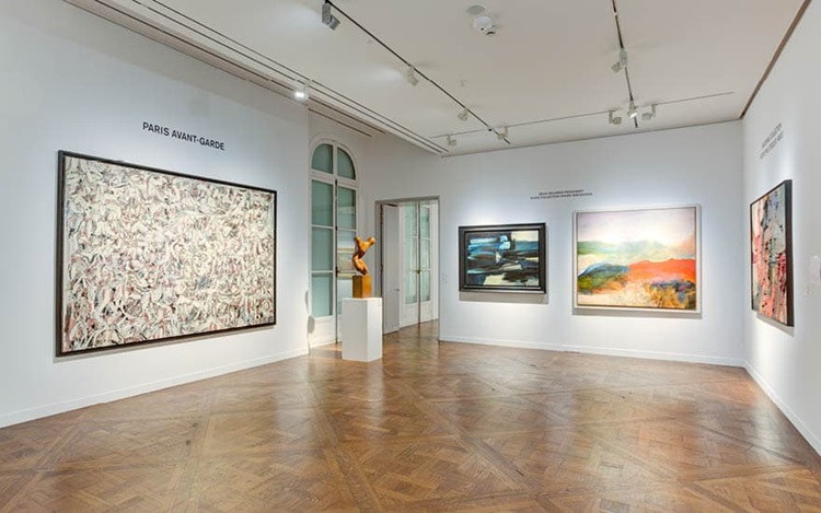 Virtual tour: Modern, Post-War auction at Christies