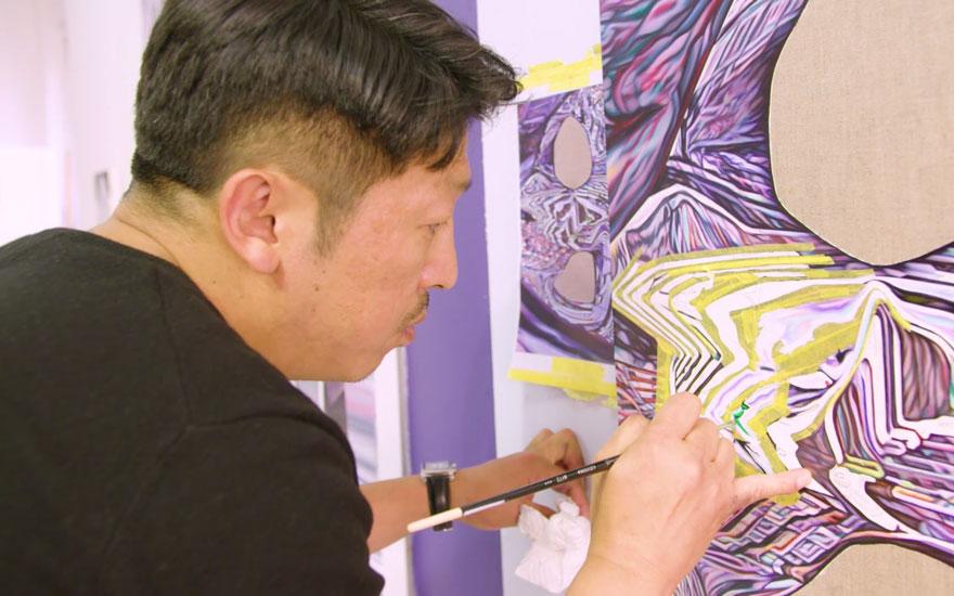 Studio visit: Jin Meyerson