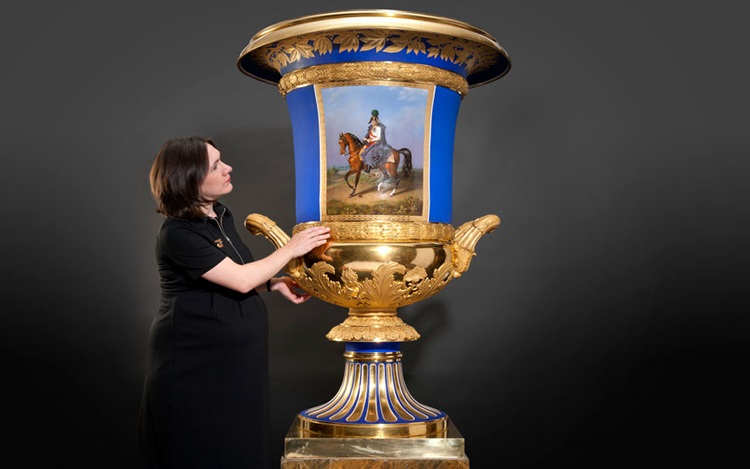 5 minutes with... A monumental auction at Christies