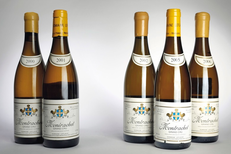 The diamond in the crown of Domaine Leflaive is the super-small production of Le Montrachet