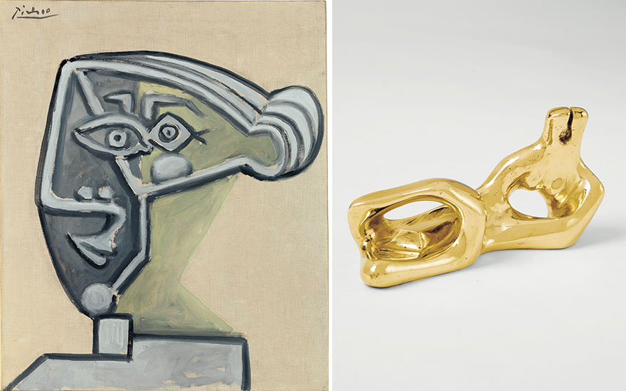 Property from the Israel Museum in Jerusalem at auction | Christie's