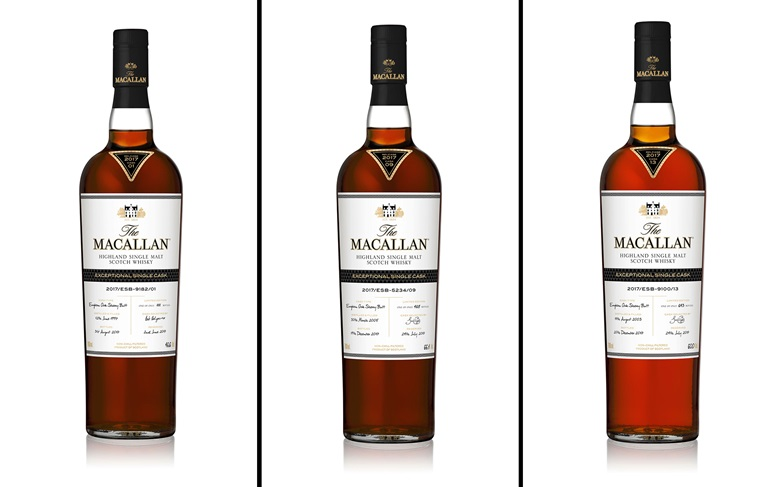 Different cask types and distilling styles, as well as a breadth of ages, are used in The Macallan Fine & Rare Collection