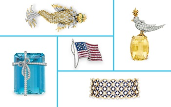 A guide to Tiffany & Co. — an  auction at Christies