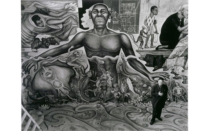 Diego Rivera — artist, revolut