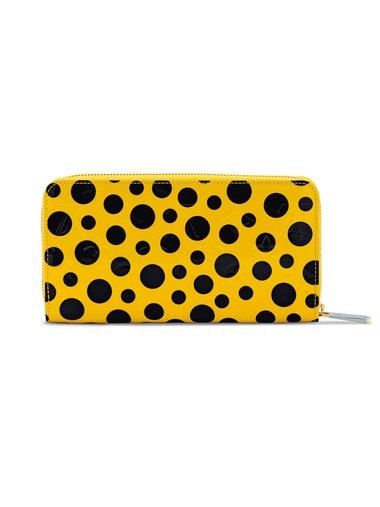 Dots Lockit Zippy Wallet With Gold Hardware By Yayoi Kusama Louis Vuitton 2017 20 W X 11 H 2 5 D Cm Estimate 000 500