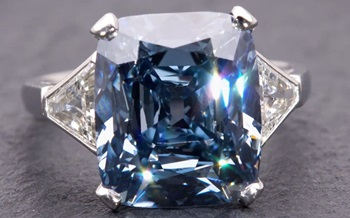 The holy grail of diamonds auction at Christies