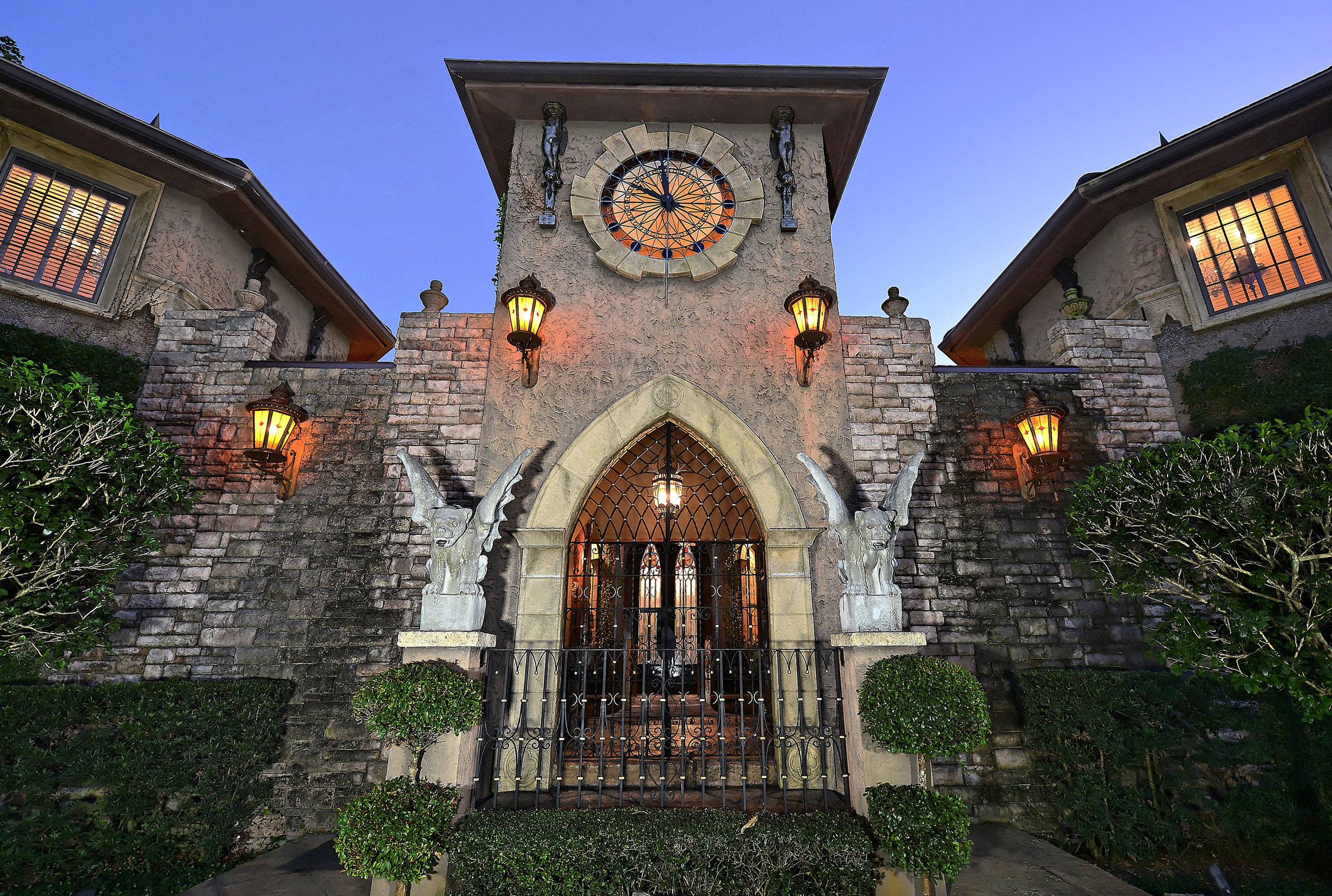 Palazzo De Colores, A One Of A Kind, Custom Designed Home In Sarasota,  Florida, Was Inspired By The Palaces Of Europe. The Enchanting Details  Begin At The ...