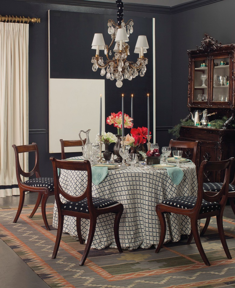 Cool The Tastemaker Eddie Ross Christies Gmtry Best Dining Table And Chair Ideas Images Gmtryco