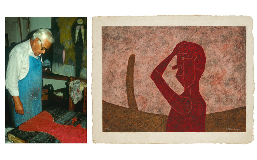 Rufino Tamayo and the birth of