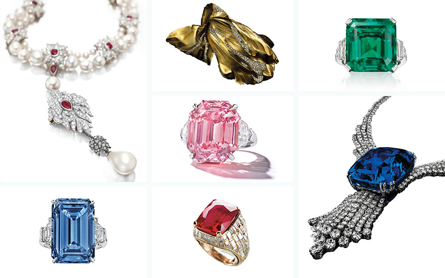 10 jewels that made history — and changed the market