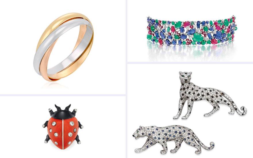 Cartier jewels — An expert gui