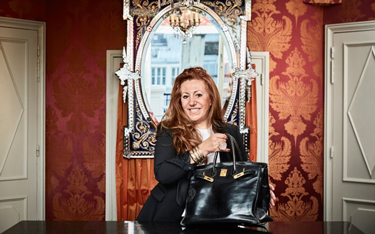 Handbag tips from the owner of auction at Christies