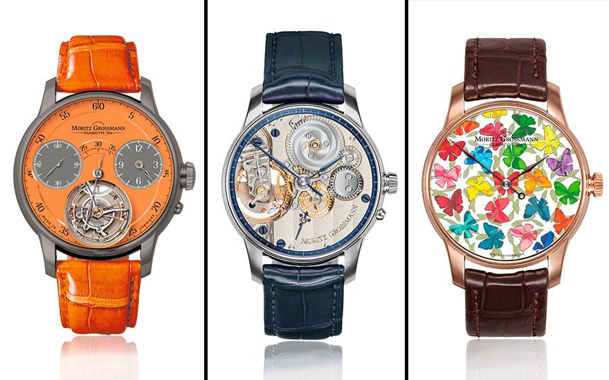 German watchmaking's rising s