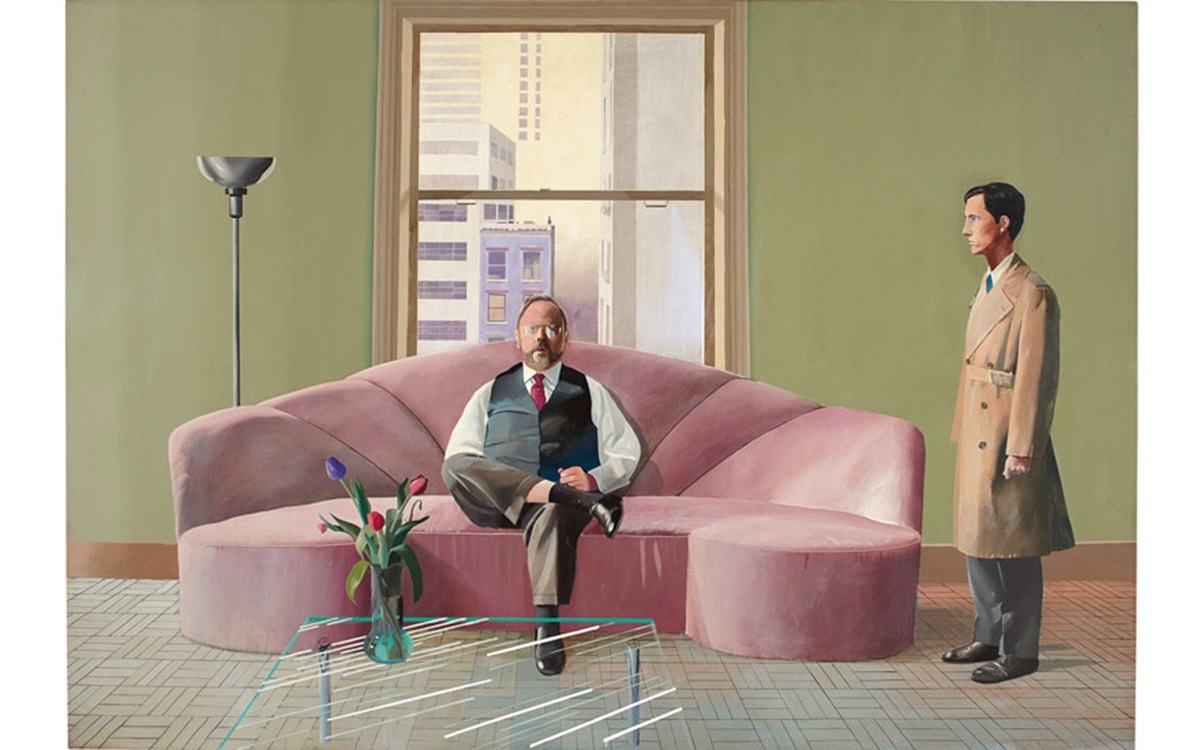 <em>Henry Geldzahler and Christopher Scott</em> (1969) — A watershed moment for David Hockney
