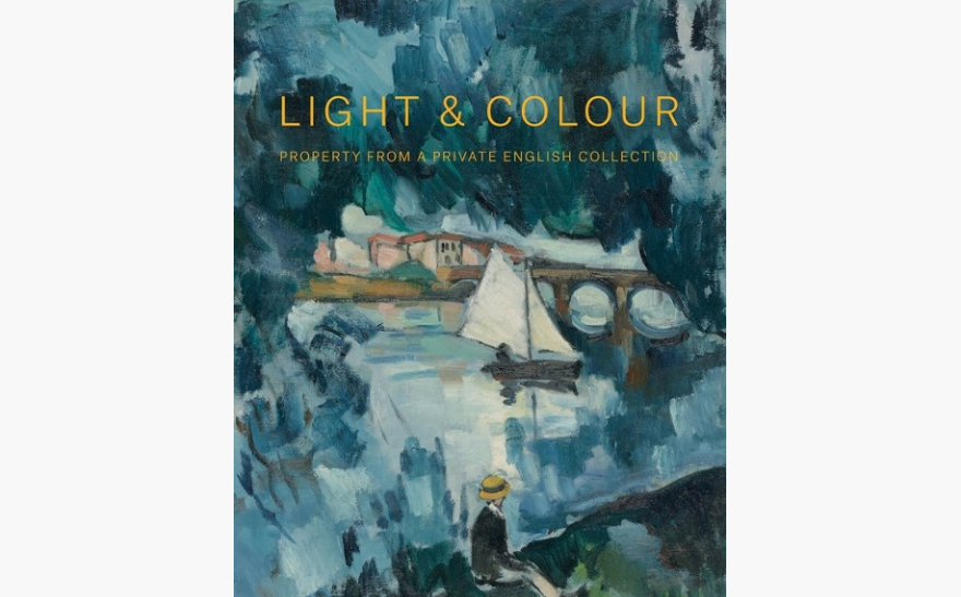 Special Publication: Light and Colour | Property from a Private English Collection