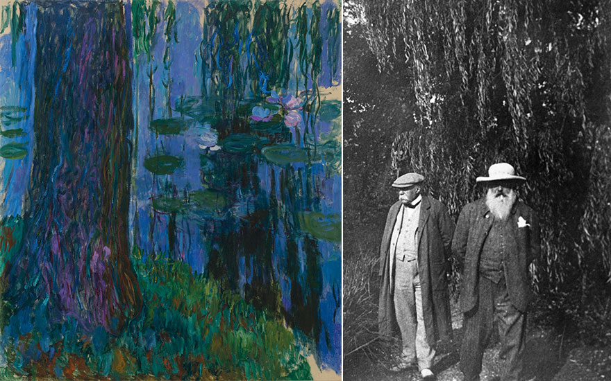 Hidden Treasures: Monet's Saul