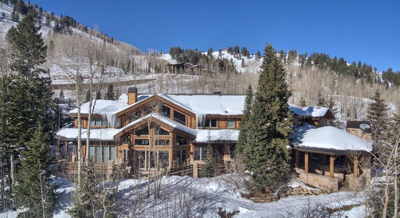 luxury living  ski destinations