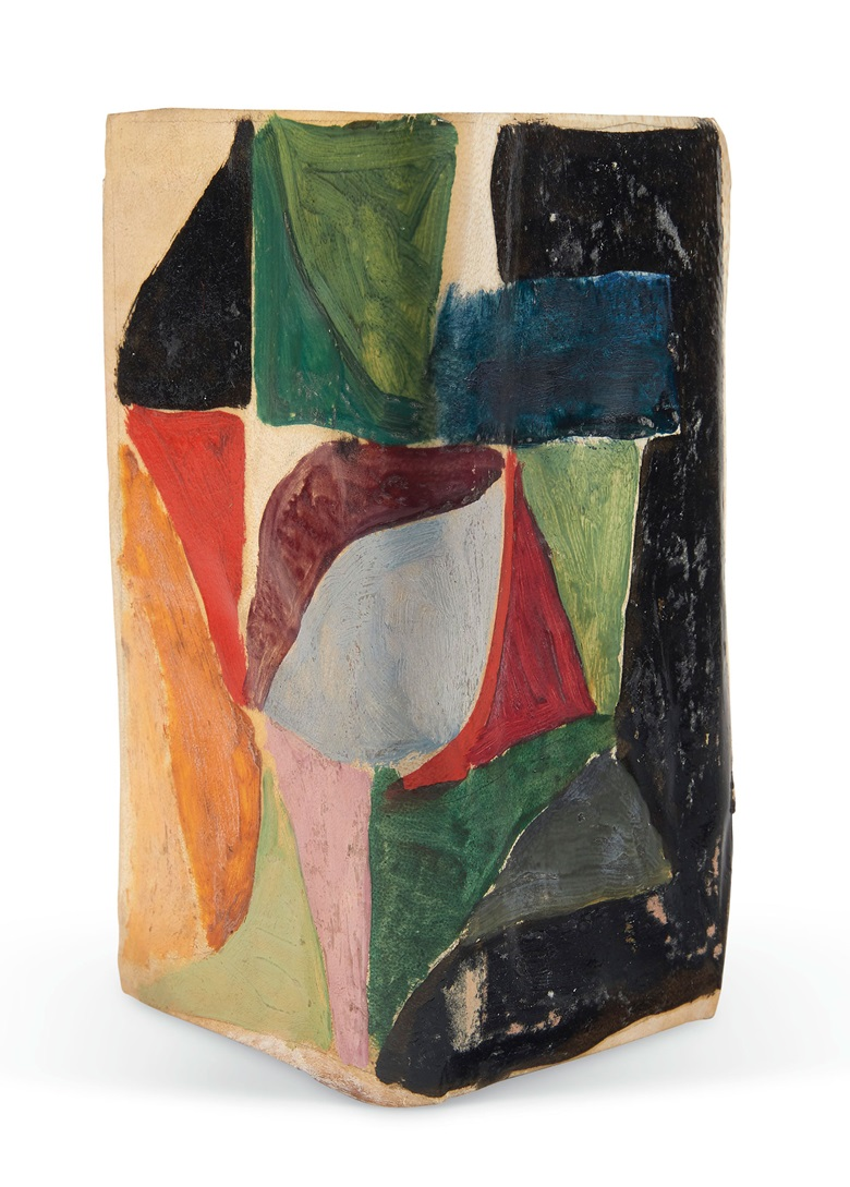 A rare artist book by Sonia Delaunay and Blaise Cendrars | Christie's