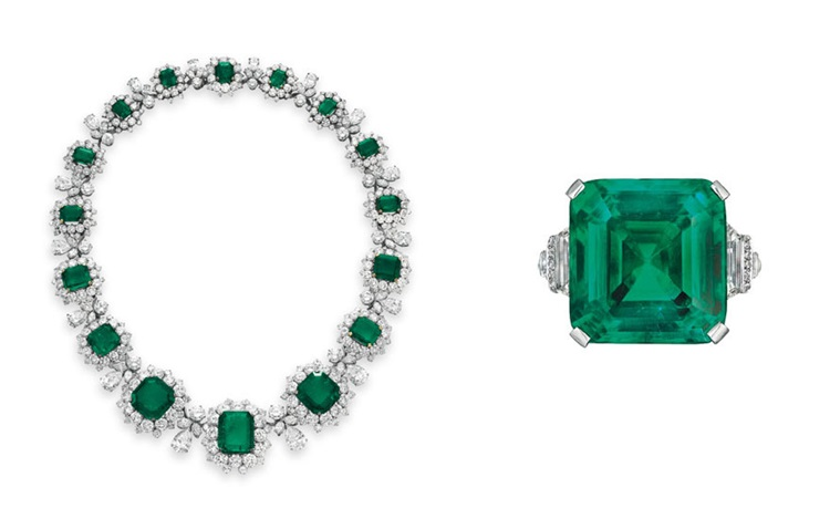 Collecting guide: Emeralds auction at Christies