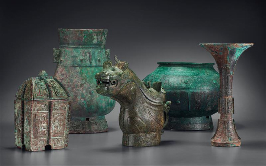 Collecting guide Chinese archaic bronzes