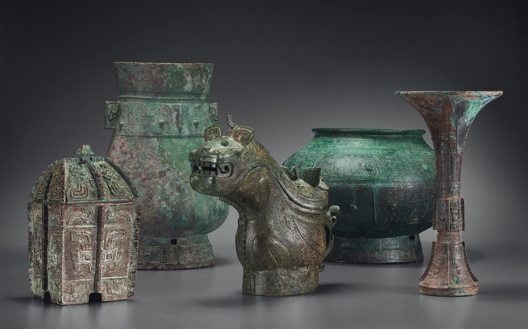 Chinese archaicbronzes