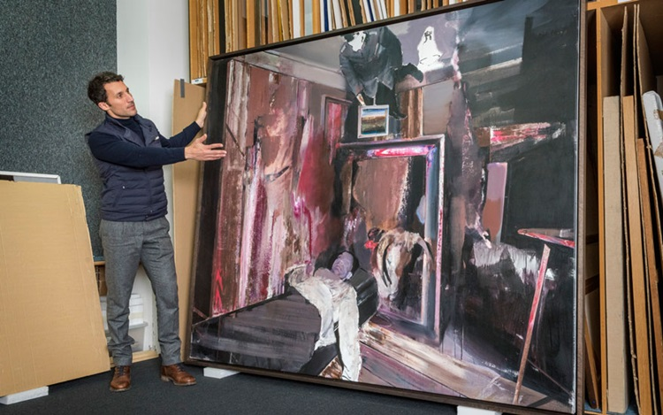 5 minutes with... The Collecto auction at Christies