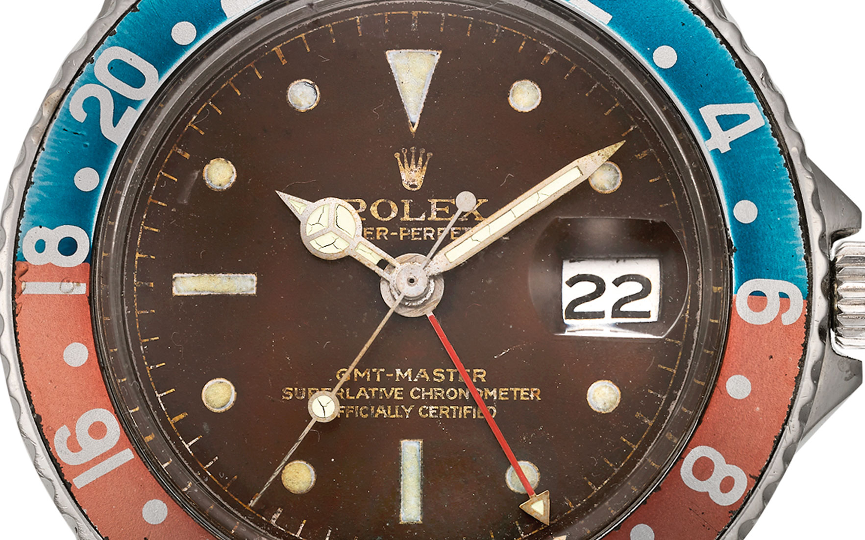 Aged to perfection — The patina trend in watches