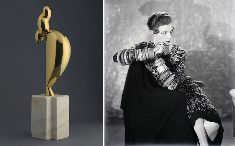 Constantin Brancusi's La jeune auction at Christies