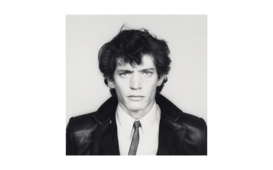 Robert Mapplethorpe (1946-1989), Self Portrait, 1982. Sheetflush mount 20 x 16 in (50.8 x 40.7 cm). Estimate $60,000-80,000. Offered in Photographs on 2 April 2019 at Christie's in New York