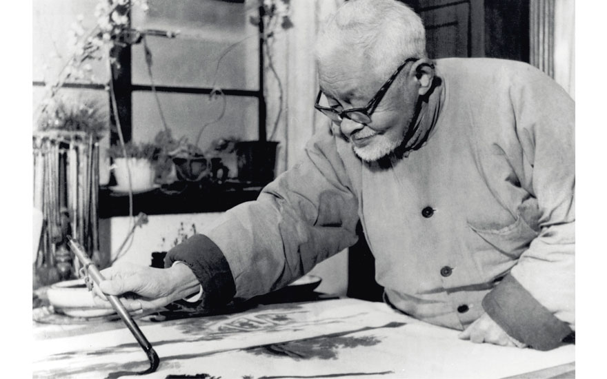 Zhu Qizhan: Gentle virtuoso