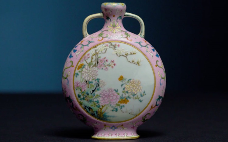 Say it with flowers: An expert auction at Christies