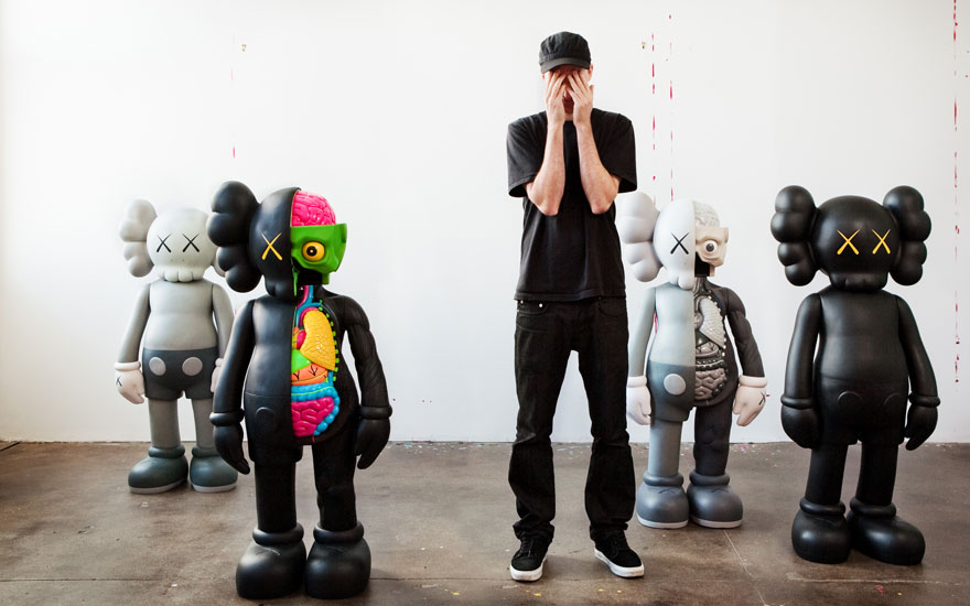 10 things to know about KAWS