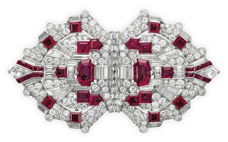 The high-society jewels of Ray auction at Christies