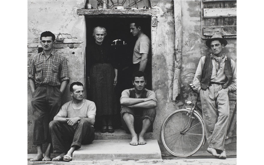 The cool photographic gaze of Paul Strand