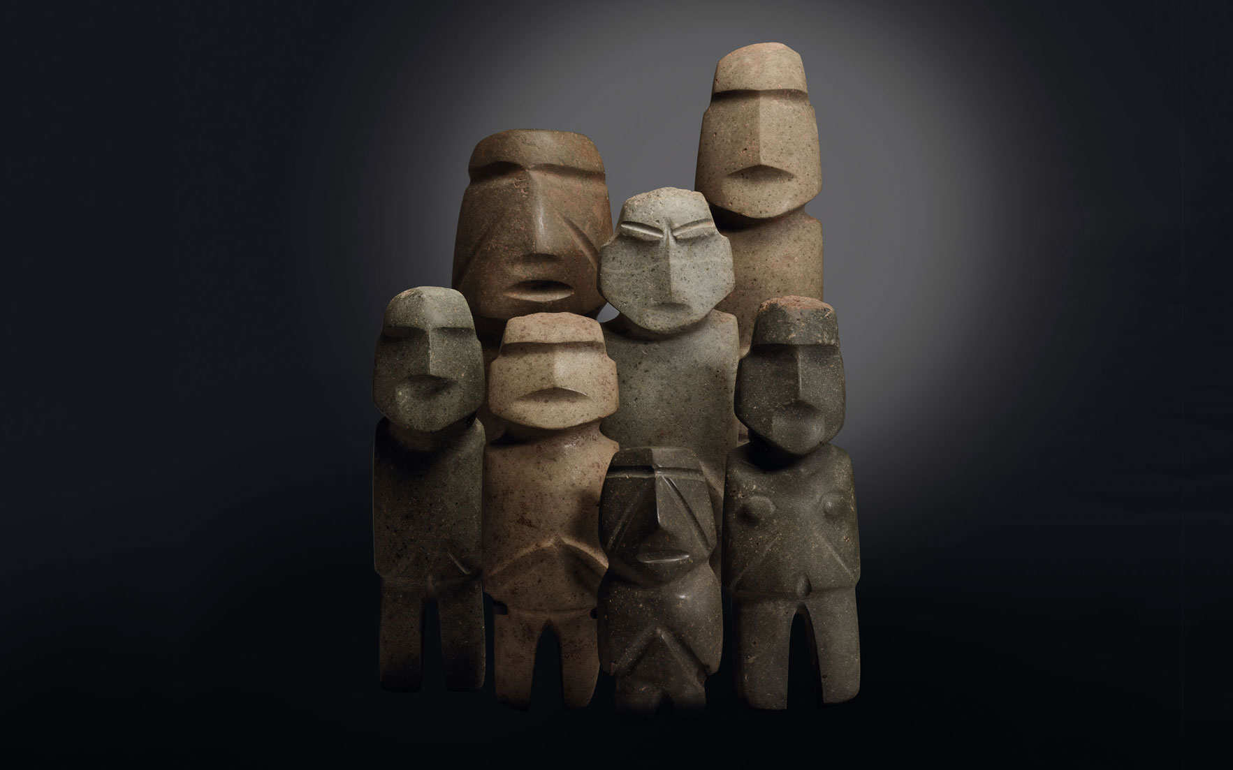 Pre-Columbian art — A new coll
